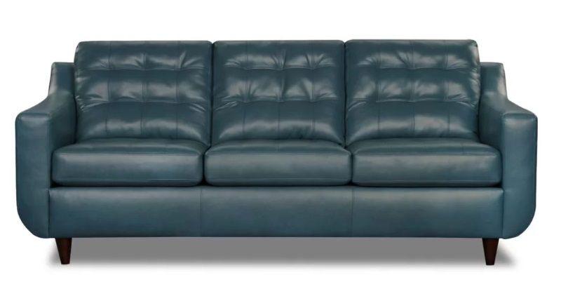 Orren Ellis Apaui Queen Sleeper Faux Leather Sofa Bed Faux Leather Sofa Leather Sofa Bed Leather Sofa