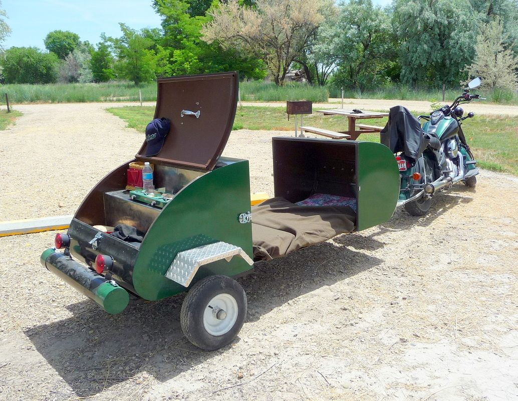 Bike Campers 140 Best Bicycle Campers Images On Pinterest Bike Trailers