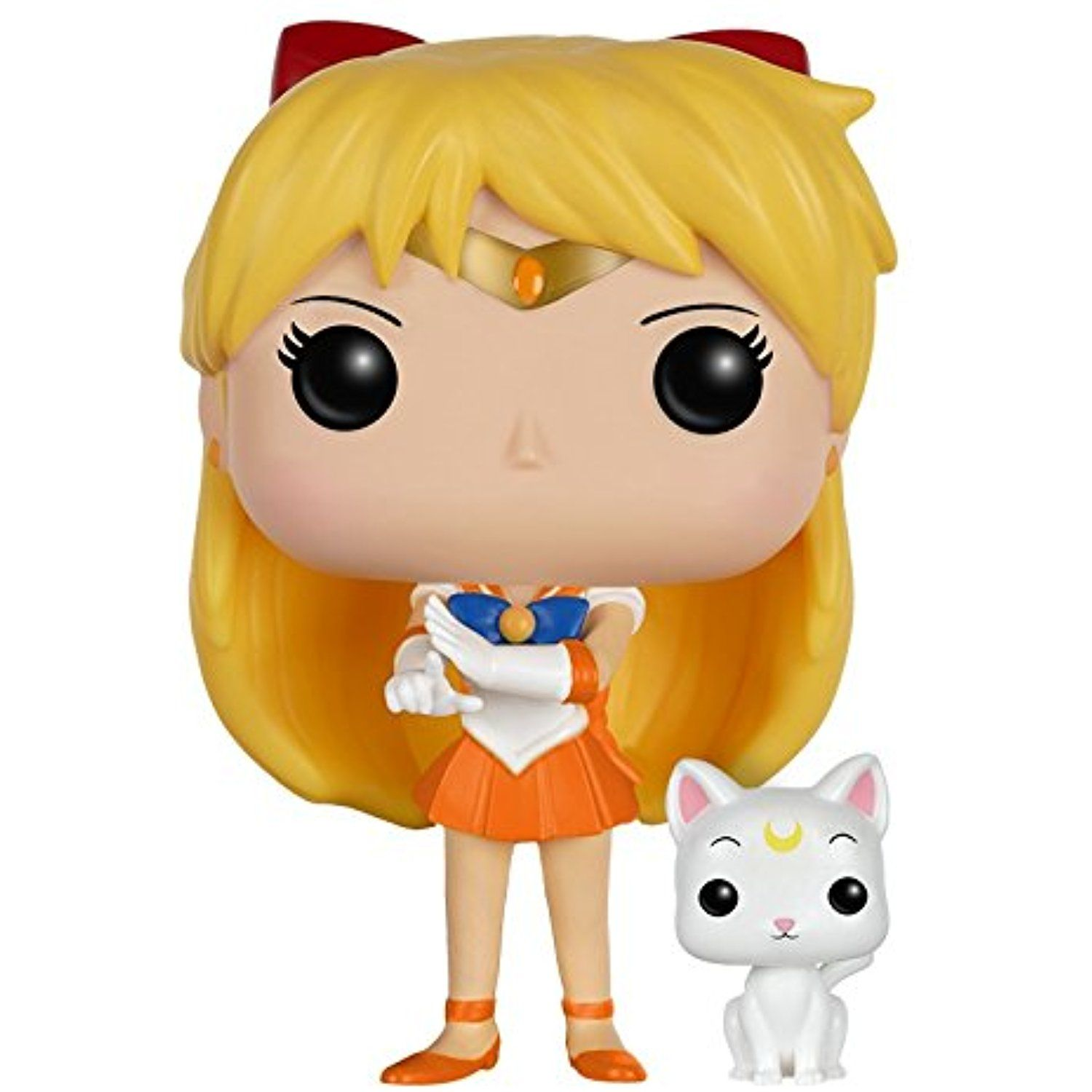 76d8ca3e2fc Funko POP Anime  Sailor Moon - Sailor Venus with Artemis Action Figure    Details can be found by clicking on the image. (This is an affiliate link)    ...