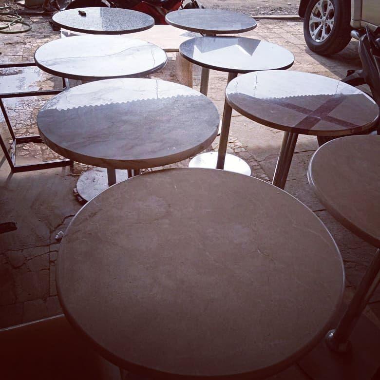 Top Meja Bulat All Marmer Hubungi Marketing2 Kami Coffee Table Table Decor