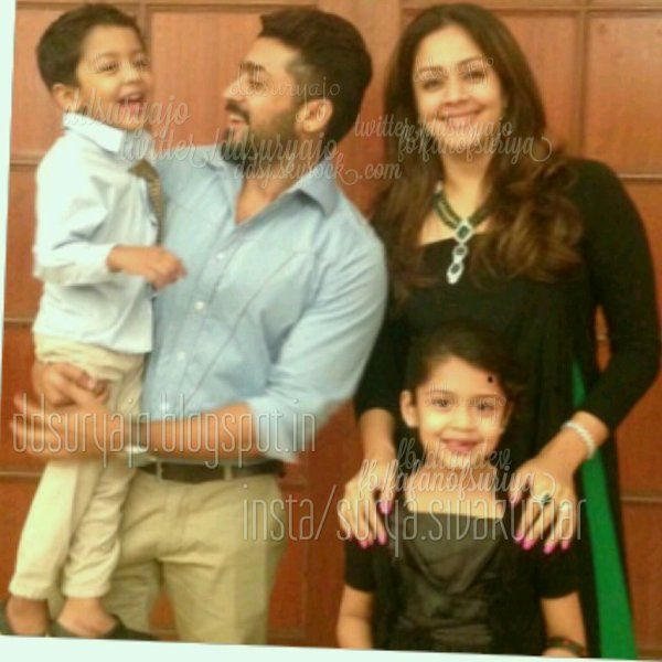 Dev & Diya - kutty Surya & Jyothika in 2019 | Big Bang pins | Surya