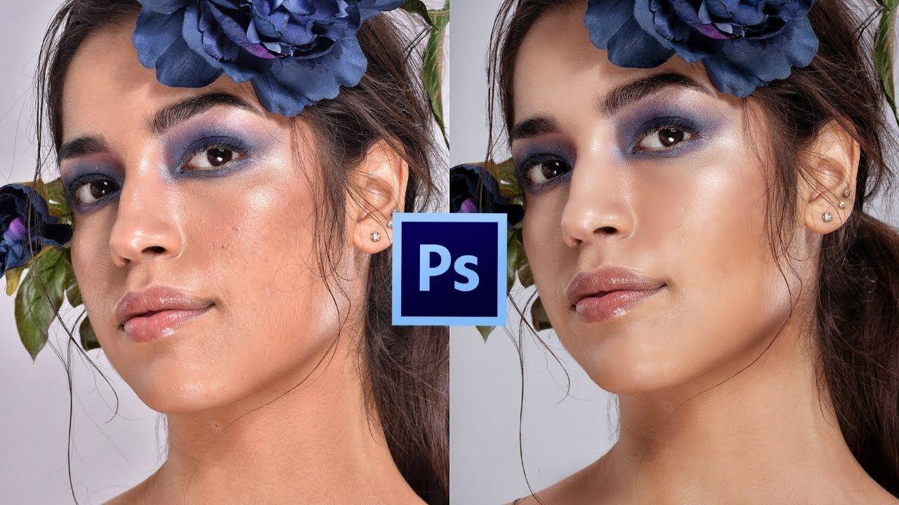 How i retouch skin enhance makeup tutorial
