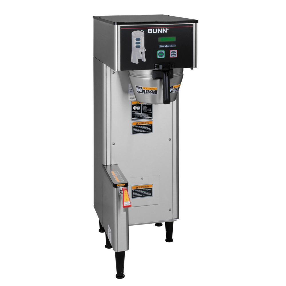 Bunn thermofresh brewwise dbc stainless steel commercial