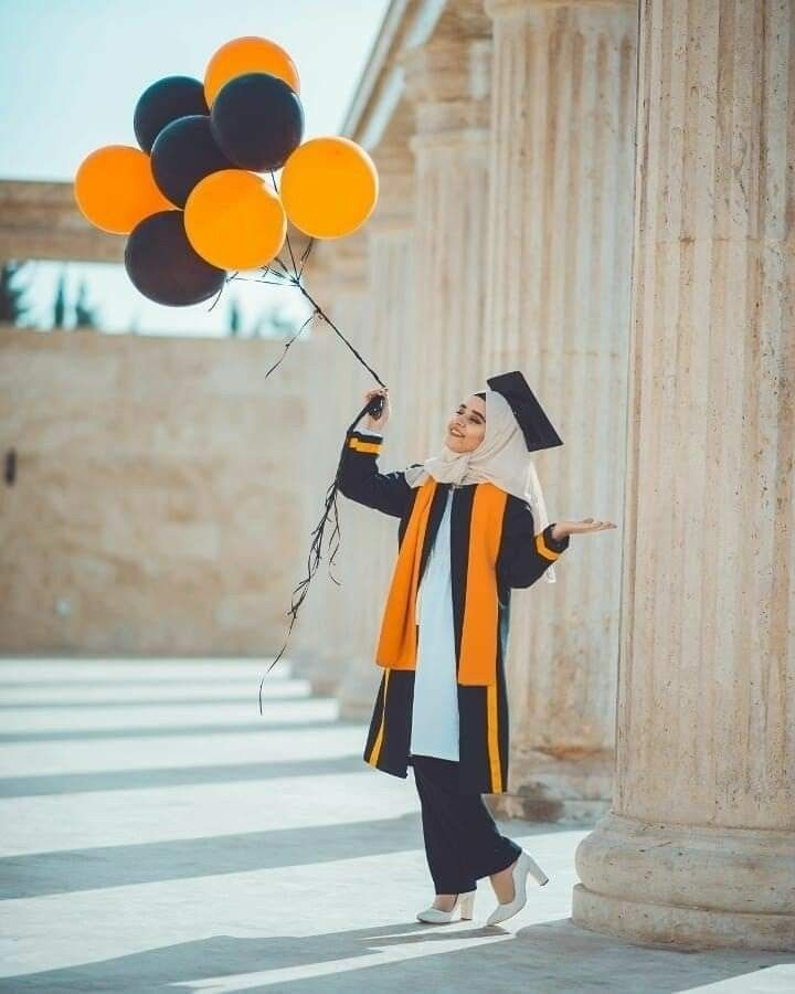 Photo of Hijab Dp's – Graduation should be celebrated as the day of success, a long a…