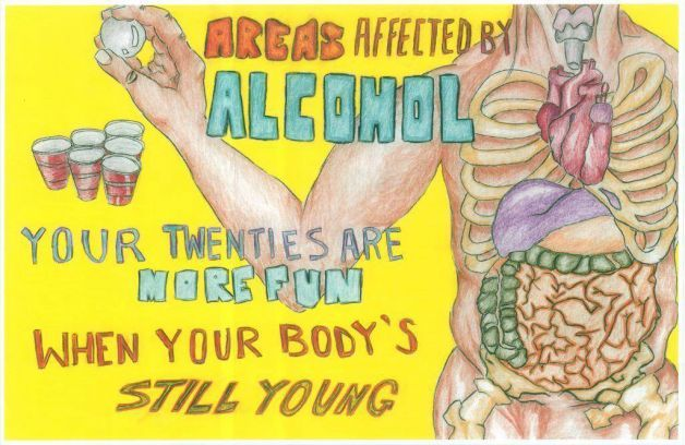 Anti Drug Poster Contest Winners Google Search Dont Drink And Drive Child Abuse Awareness Essay