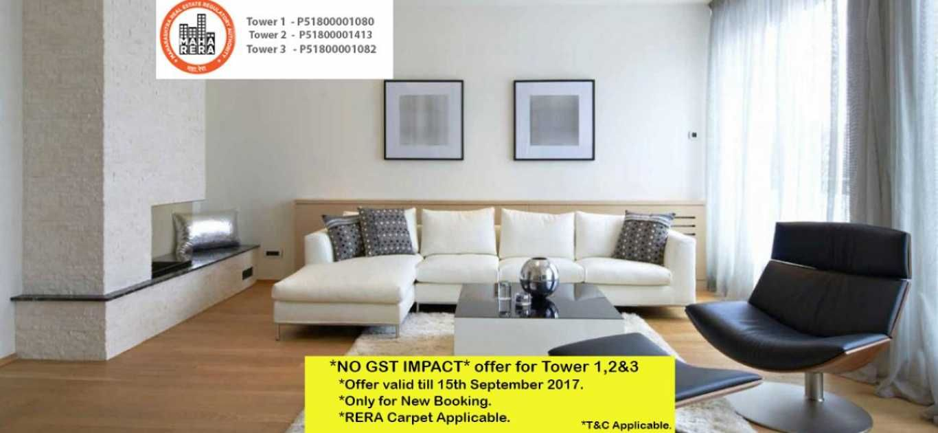 New Flats Sale For Thane Auris Serenity The Best Looking Flat Available Aurissereni