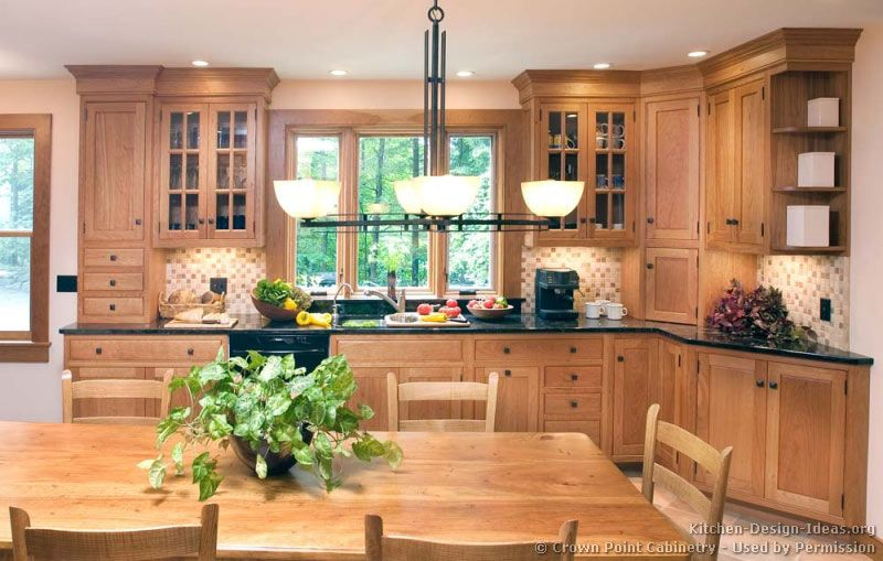 Amazing Best 25+ Light Wood Kitchens Ideas On Pinterest | Light Wood  Cabinets, Dark