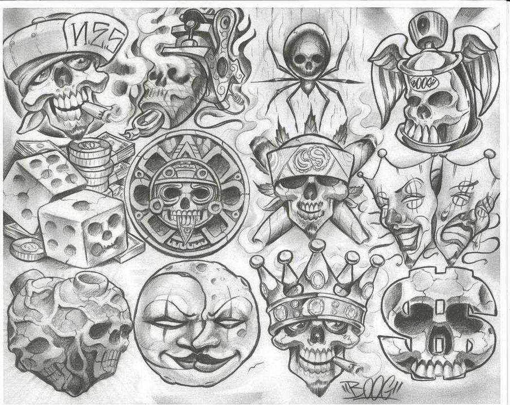 Tato Art Styles: Chicano-style-flashes-dragon-tattoo-hamburg-5405597.jpg