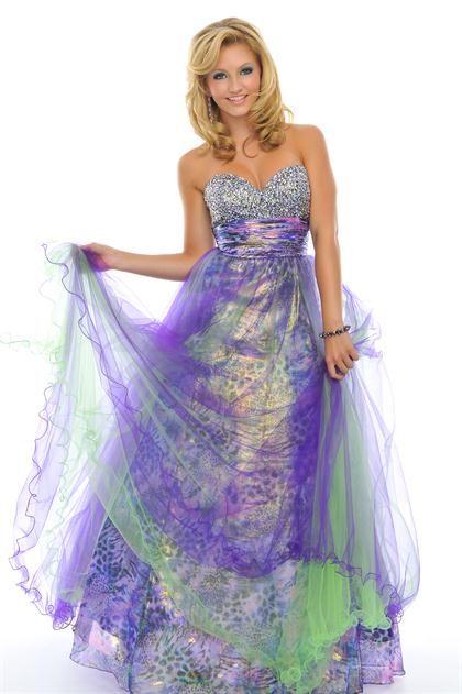 Prom Dresses by Designer at | Pinterest