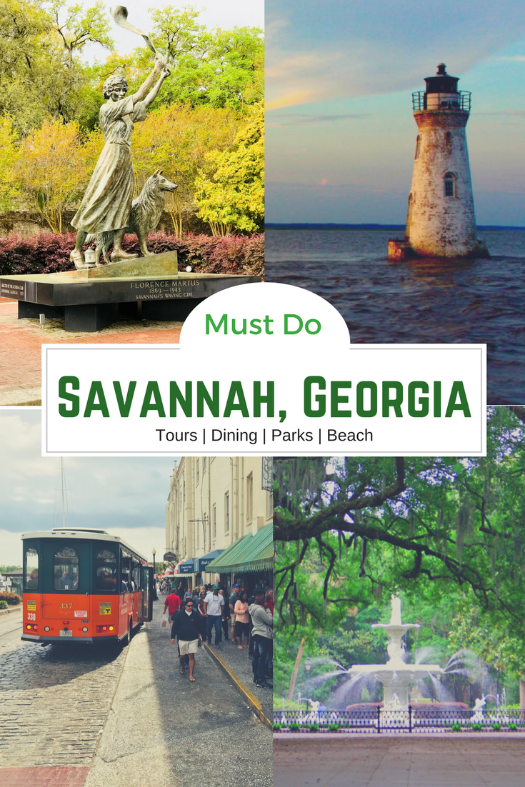 The Best Savannah Sightseeing Locations That Are Must Do Places To Visits From Restaurants To Tour Savannah Chat Georgia Vacation Romantic Travel Destinations