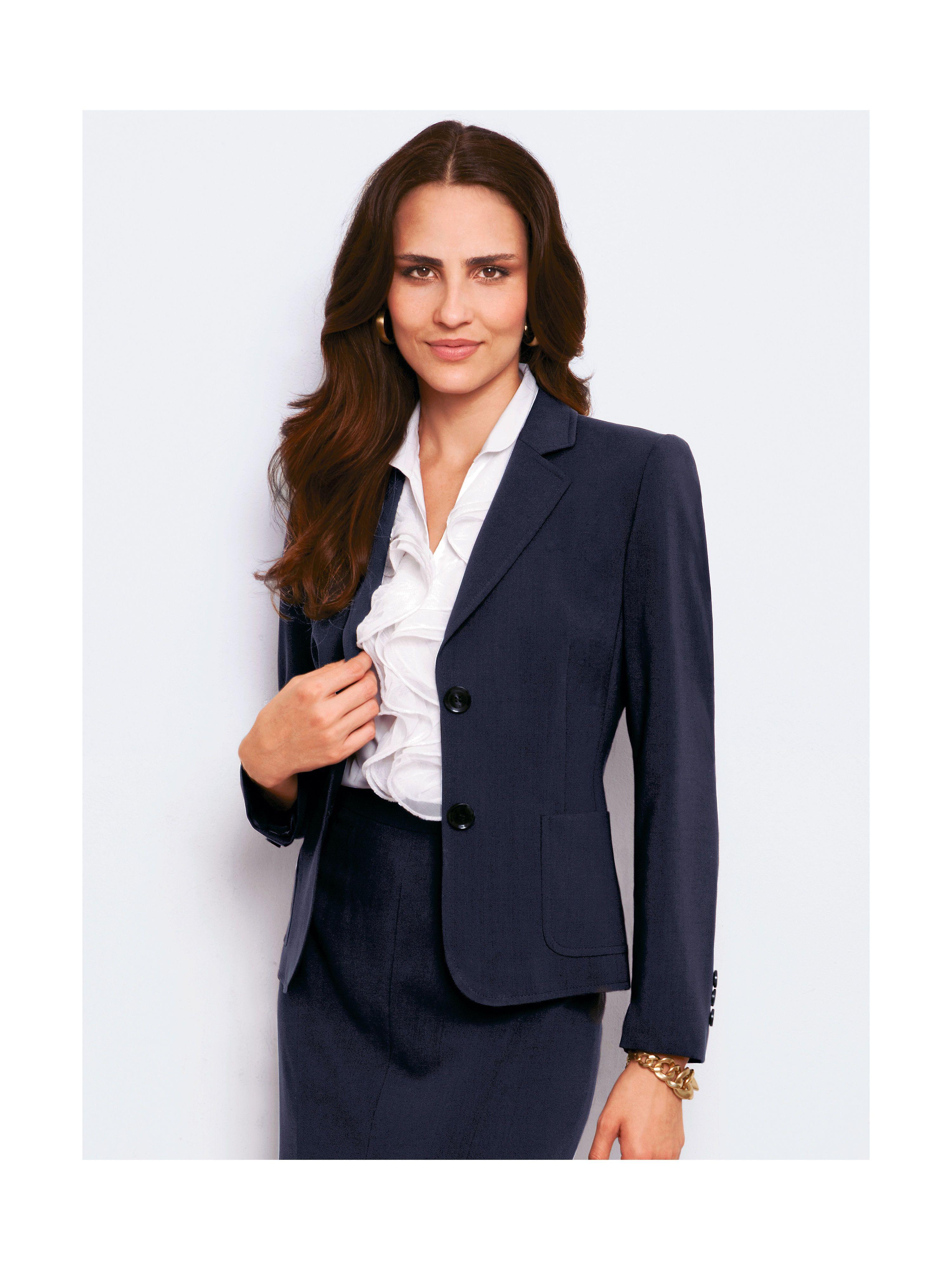 Hosenanzug business kleidung damen - Strenge Anzüge Foto ...