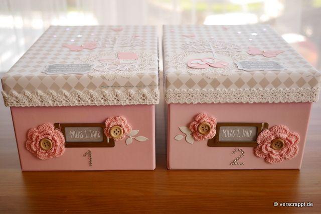 memory box erinnerungsbox fotobox fotokiste vintage shabby. Black Bedroom Furniture Sets. Home Design Ideas