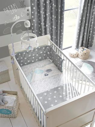 Little Star Cot Per Online Today At Next United Arab Emirates Baby Nursery