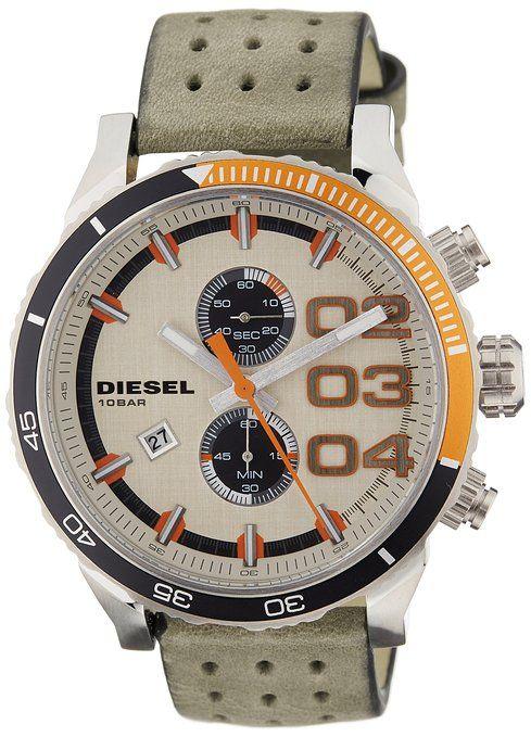 774c27044d7e Reloj Diesel Franchise Dz4310 Hombre Blanco