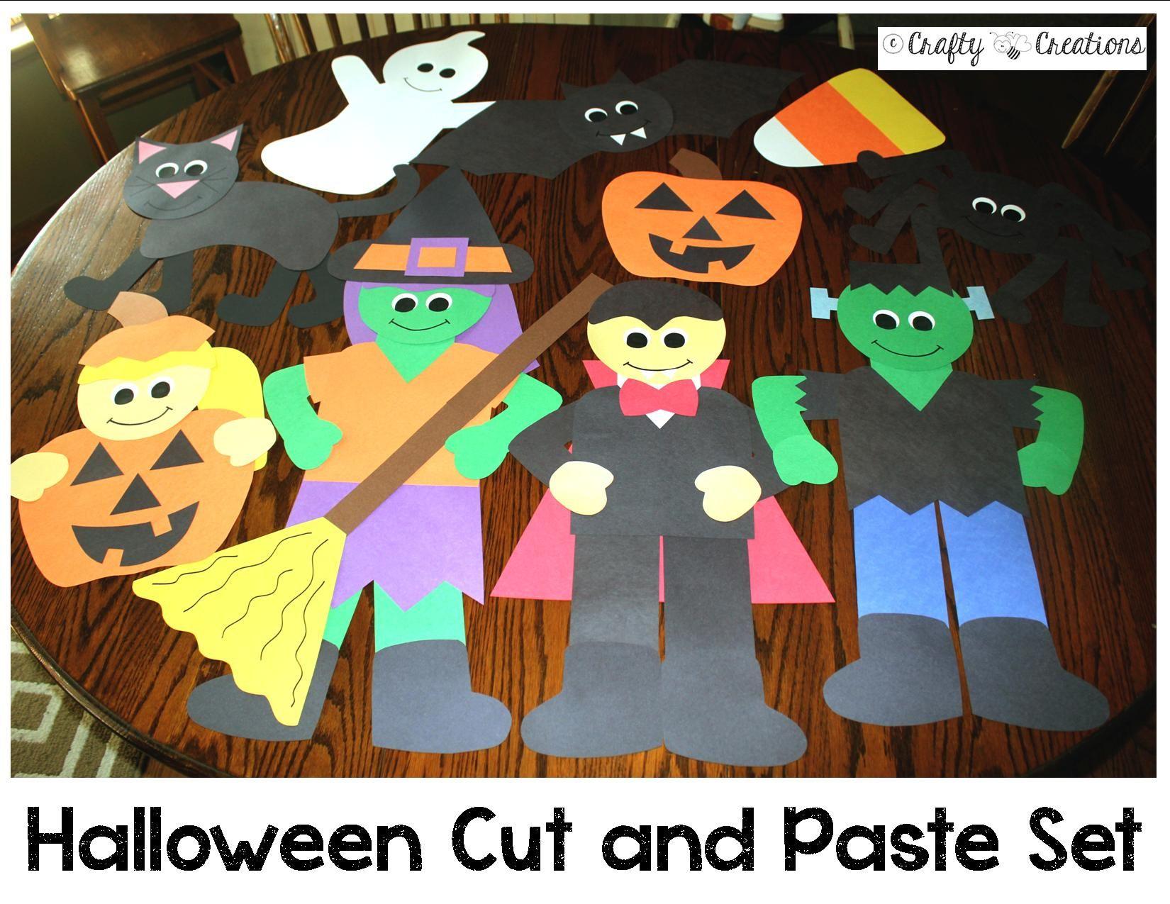 Halloween Crafts Bundle
