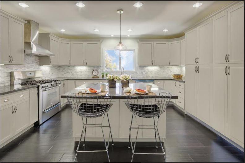 33+ Ghi arcadia white shaker cabinets inspiration