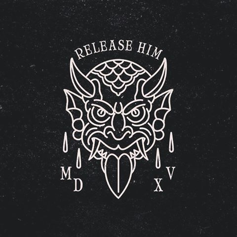 532d672d3a7f6 Release Him MDXV Devil Tattoo, Tatoo, Satan Drawing, Traditional Tattoo  Devil, Tattoo
