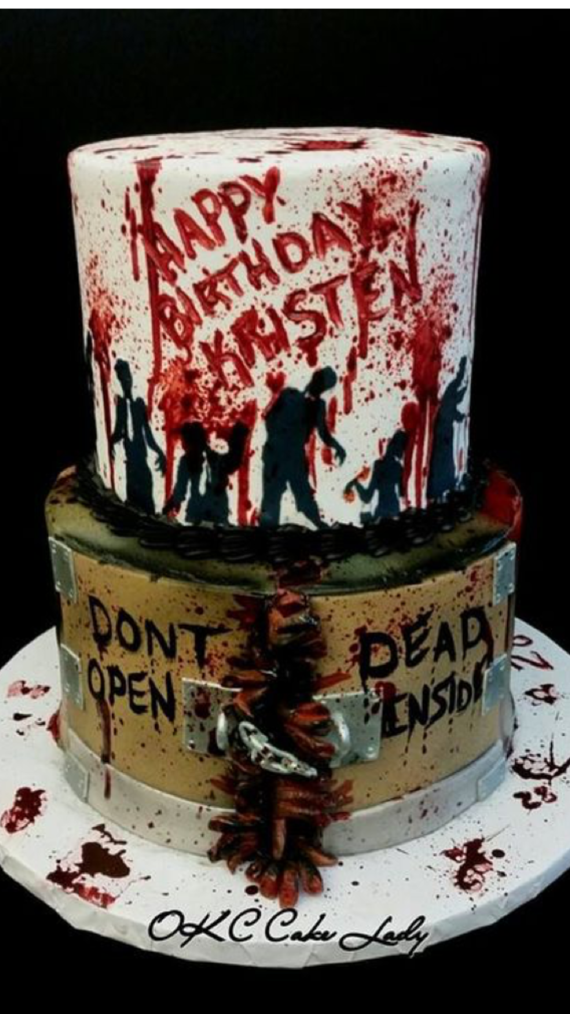 Pin By Heather Belwood On Zombie Love Pinterest Walking Dead