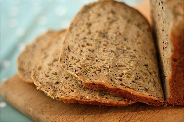 Sunflower Seed Bread Maker