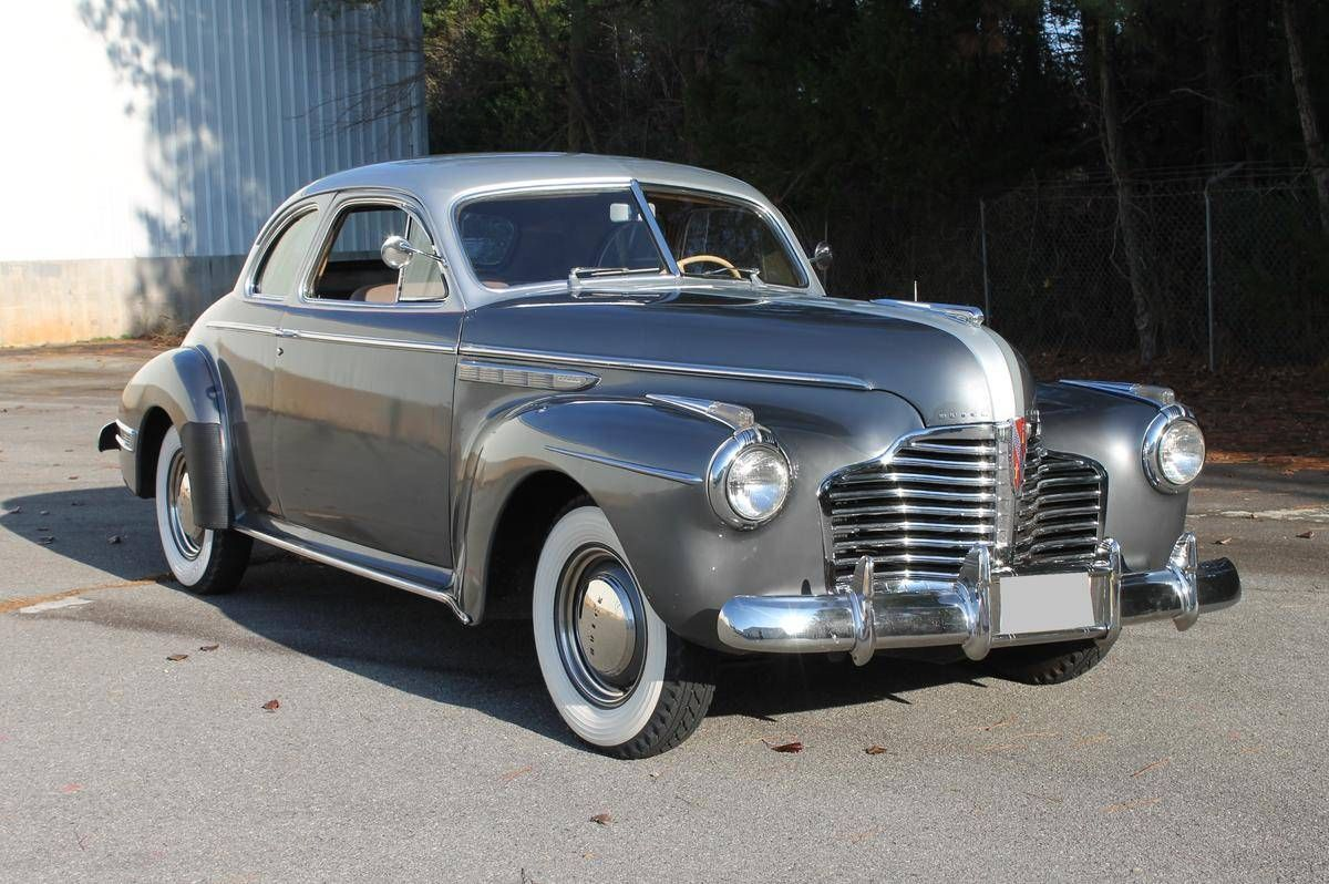 1941 Buick Super Maintenance of old vehicles: the material for new ...