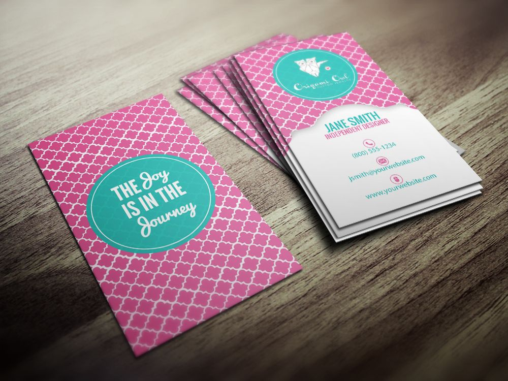 Pin by MLM Cards on Origami Owl Business Cards | Pinterest ...