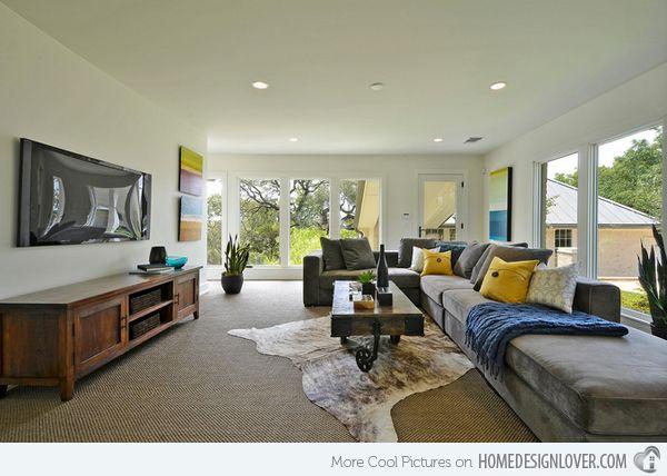 17 Long Living Room Ideas Long Living Room Rectangular Living