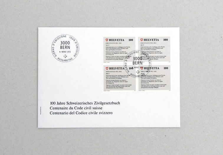 Stamps For Eta / By Demian Conrad