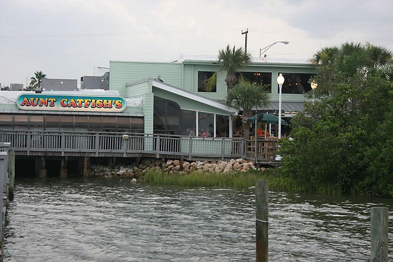 Aunt Catfish Port Orange Florida Favorite Eateries