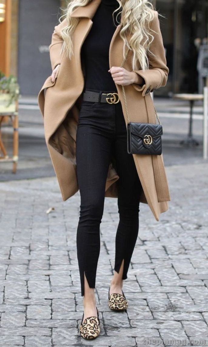 20 Cool Color Combo Women Outfits To Try This Fall   Winter fashion outfits, Trendy winter fashion, Fall outfits women