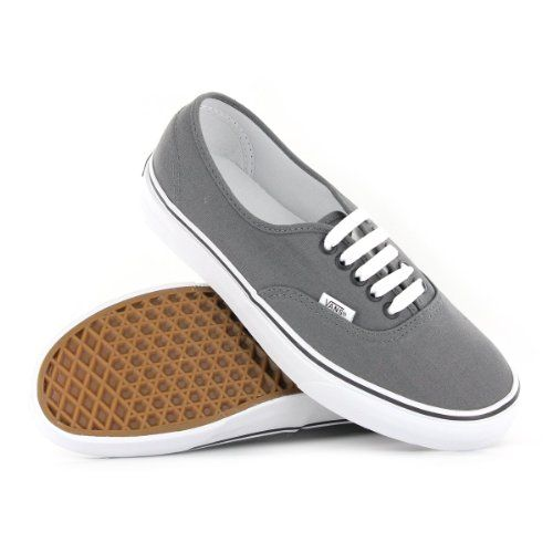 womens vans authentic grey