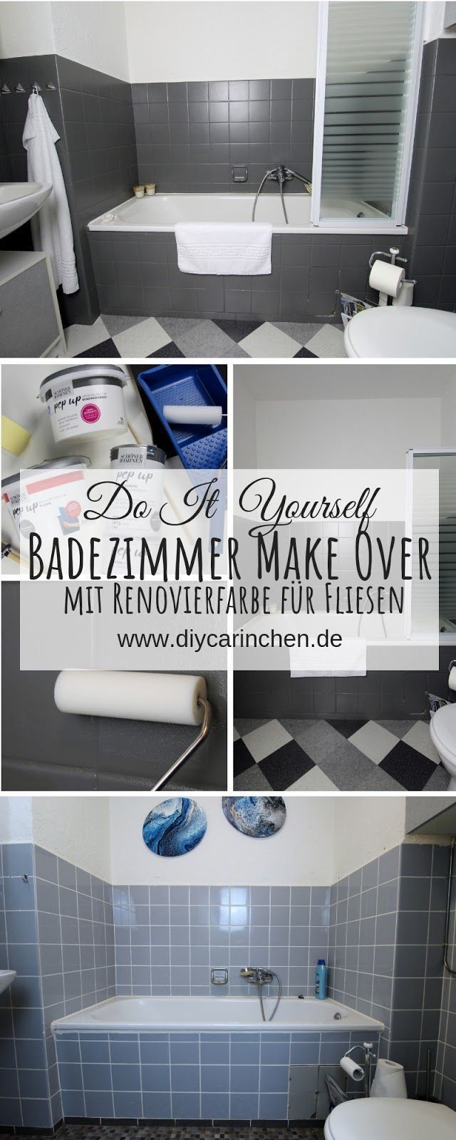 Diy Bathroom Make Over Einfaches Recyceln Mit Dem Beautiful Living Pep Up Renova Badezimmer Streichen Badezimmer Renovieren Renovieren