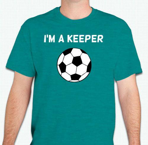 4f8808fcb Soccer T-Shirts - Custom Design Ideas