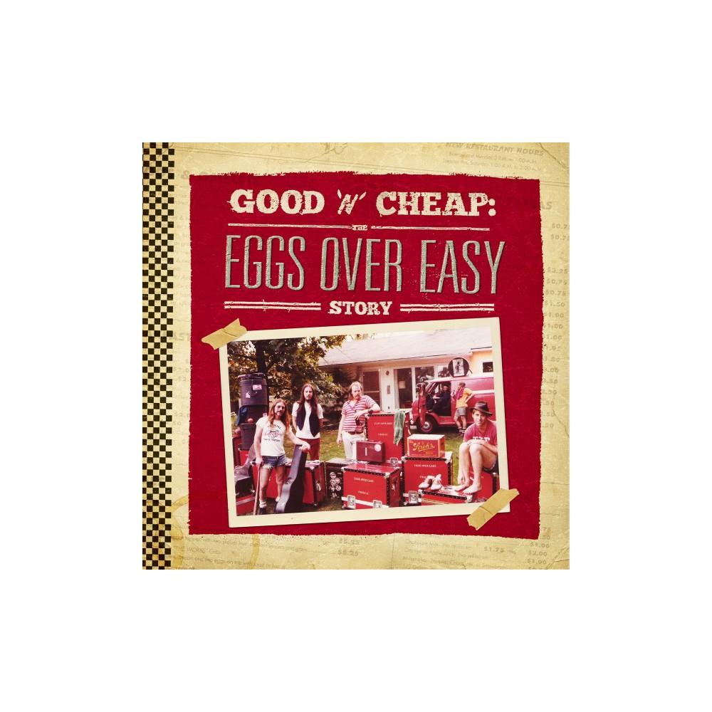 Eggs Over Easy - Good 'n' Cheap: The Eggs Over Easy Story (Vinyl)