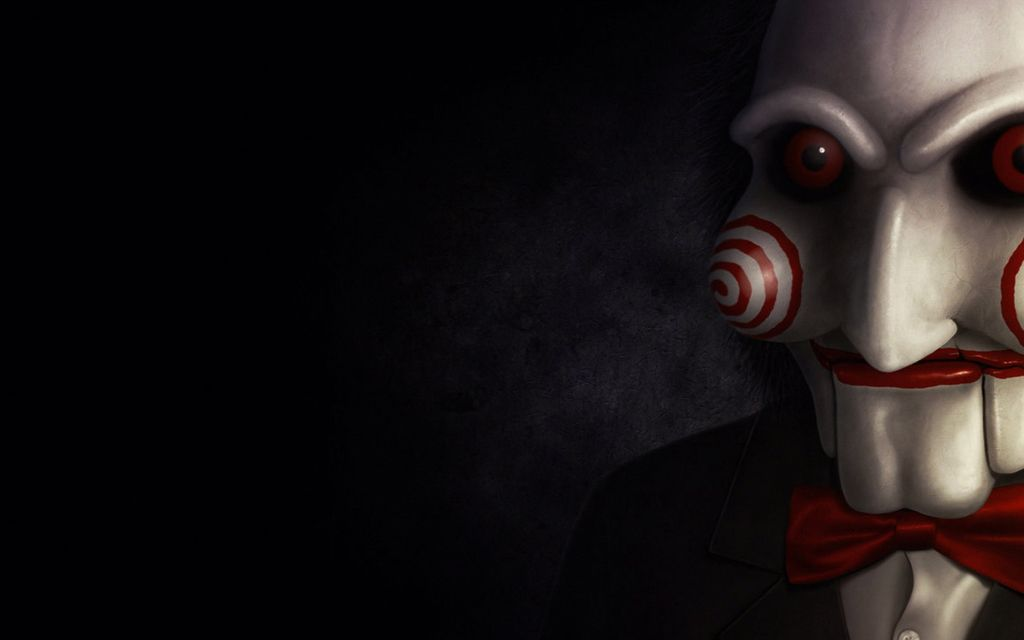 Hello I Want To Play A Game Billy The Puppet From Saw Horror Wallpapers Hd Movie Wallpapers Scary Wallpaper