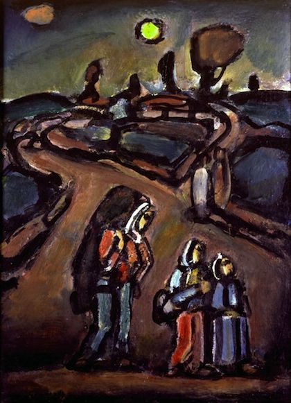 georges rouault paintings | Rouault Paintings