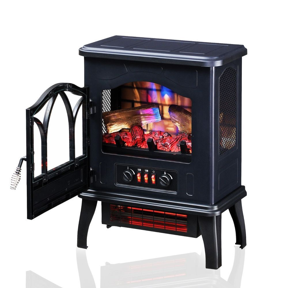 Duraflame 3d Electric Fireplace Stove