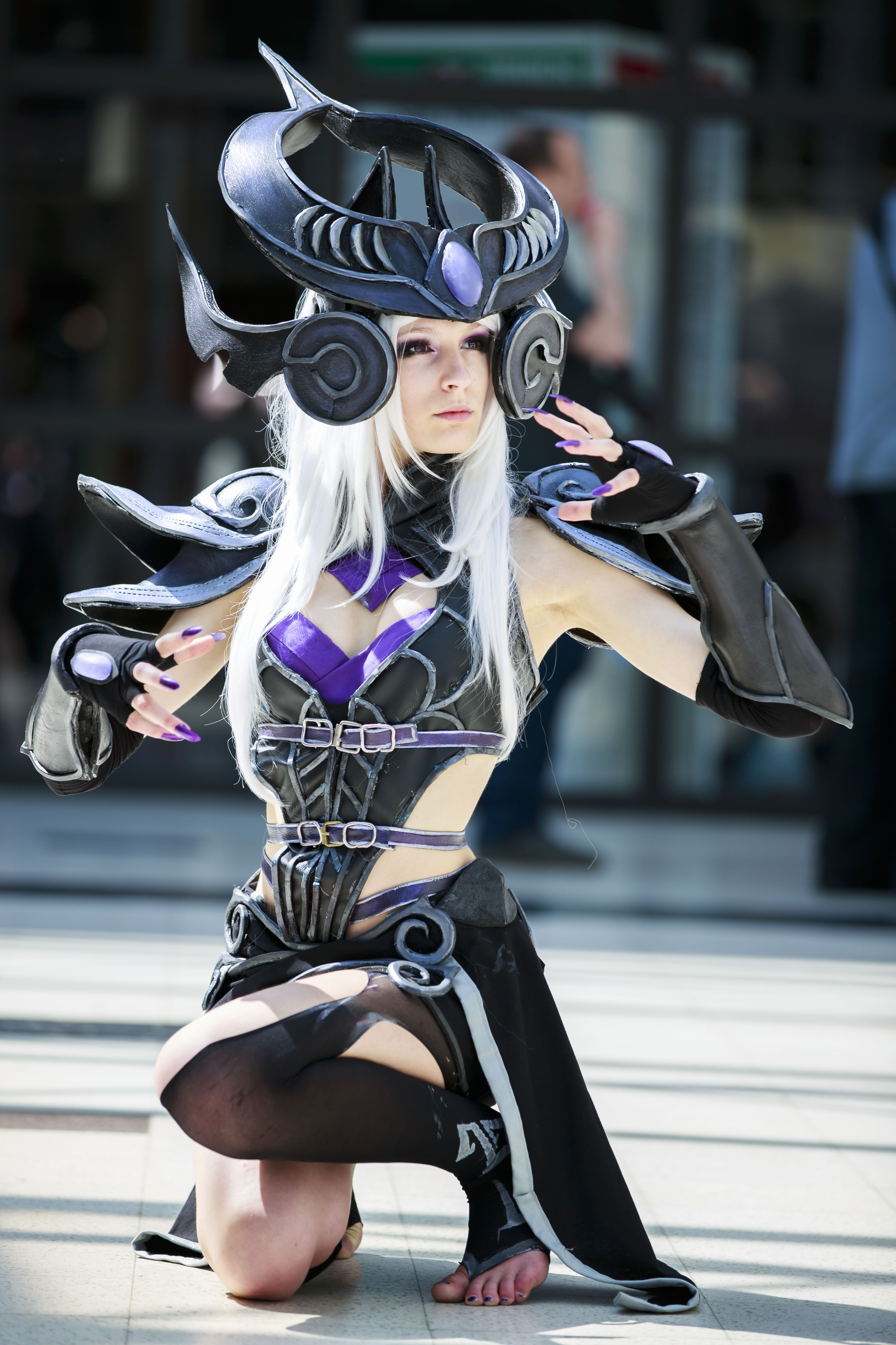 League Of LegendsLeague Of Legends Syndra Cosplay