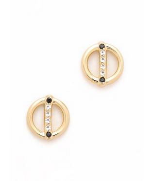 aloba stud earrings