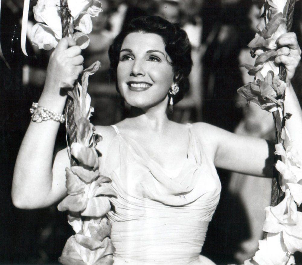 Libertad Lamarque, argentine actress and tango singer <3