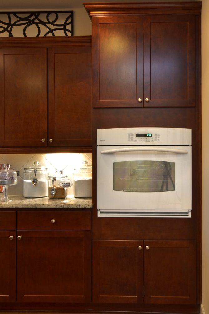 Redwood Single Wall Oven
