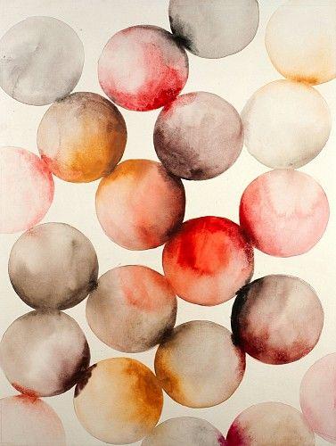 Lourdes Sanchez, untitled 9 2013, watercolor