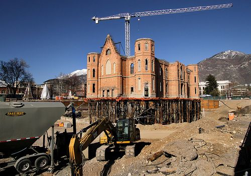 I want this  Provo Tabernacle Construction / http://www.ldsfunny.com/provo-tabernacle-construction/