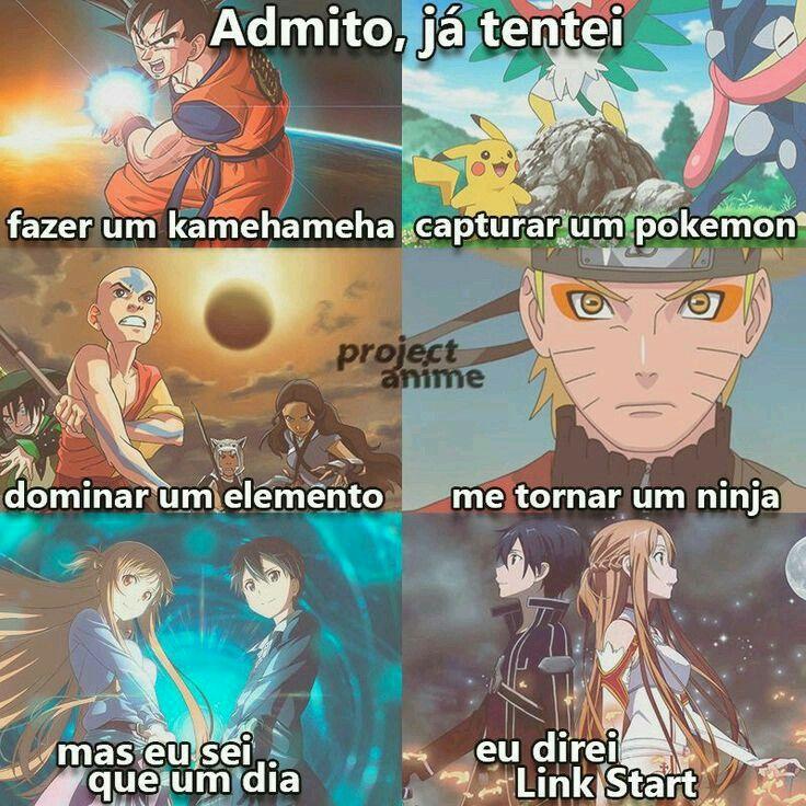 Tenho esperança imagens) Anime meme, Anime