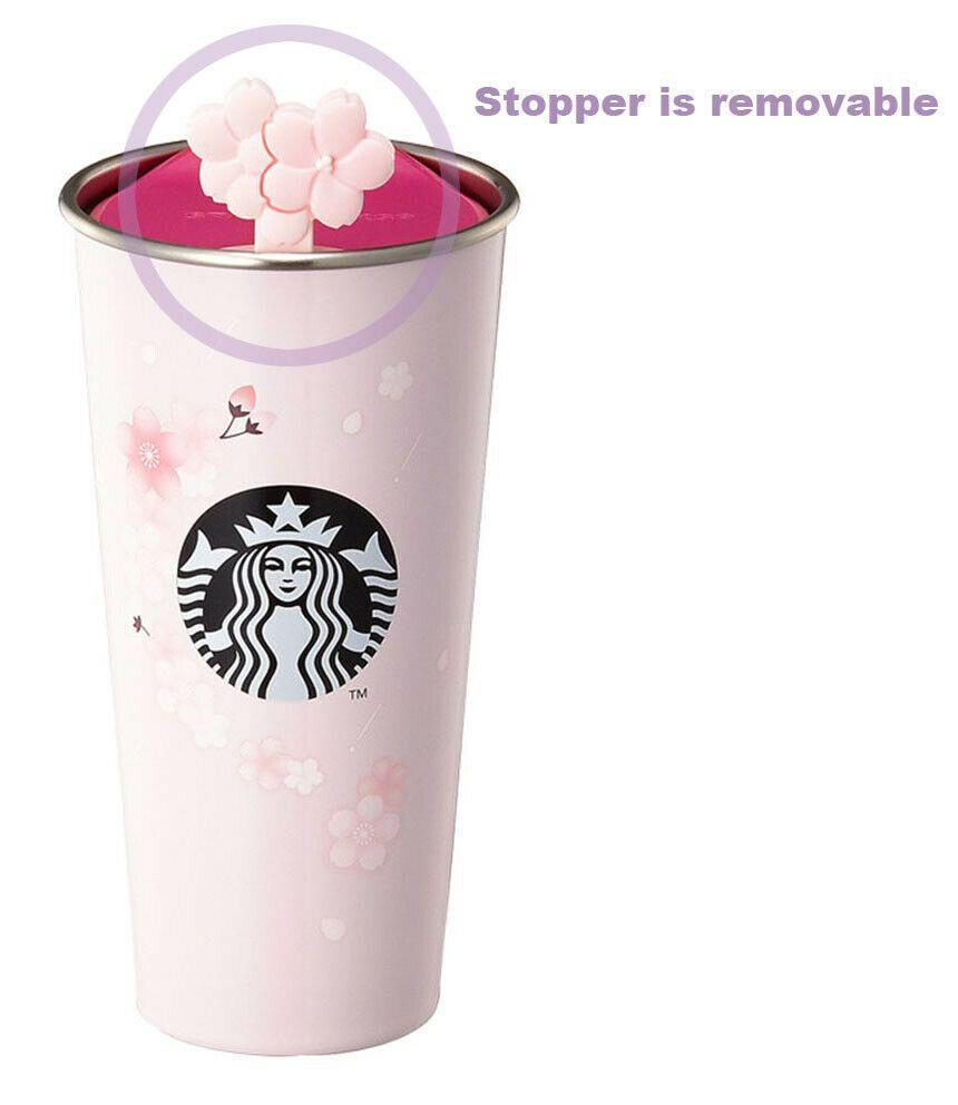 Starbucks Korea 2019 Cherry Blossom Lena Coldcup Tumbler 473ml+Tracking