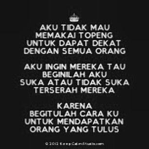 Be Your Self Guys Kata Kata Kata Kata Indah Islamic Quotes