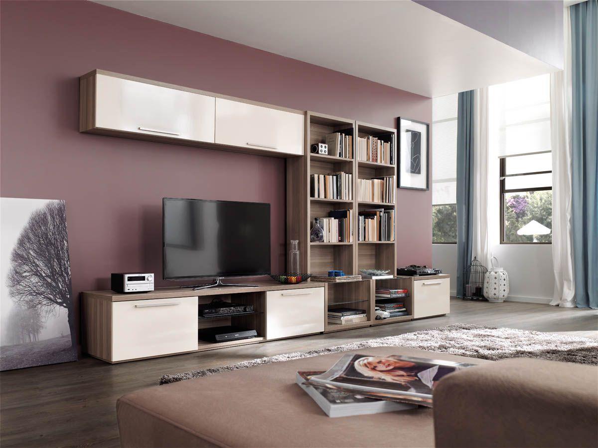 Modern yeni tv unite modelleri 7 - Visage Tv Nitesi Kitapl K Http Yatasgrup Com Tr Product
