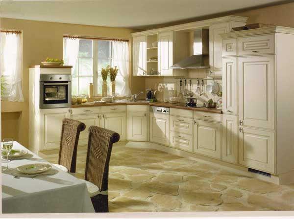 Vanilla Kitchen, Ultra Modern - Violet Designs