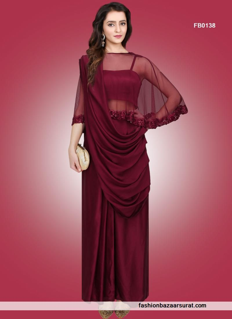 Online shopping for latest designer gowns salwar suits. this ...
