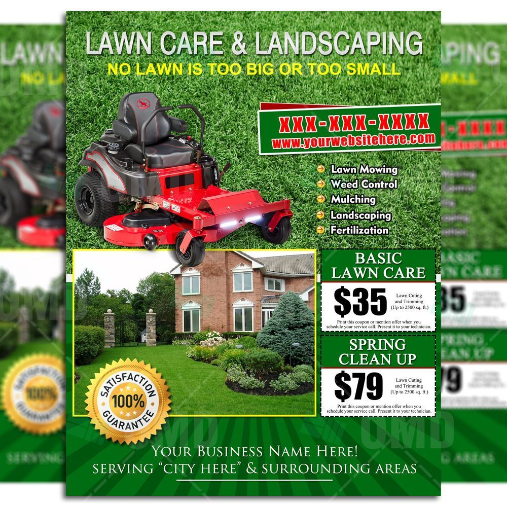 The Stunning Lawn Mowing Flyers Colona Rsd7 Within Lawn Mowing Flyer Templat Colonarsd7 Flyer Flyers Lawn Care Flyers Lawn Care Business Cards Lawn Care