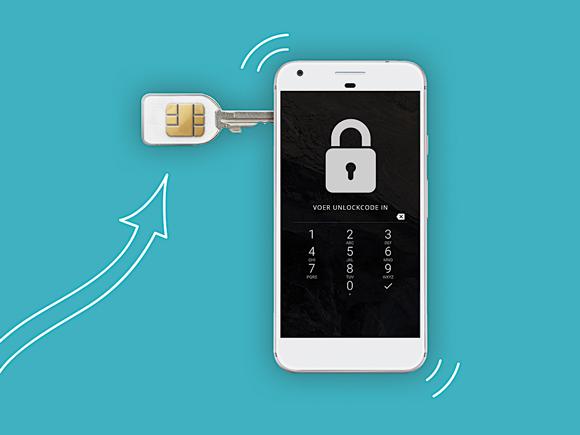 Een smartphone met of zonder simlock?